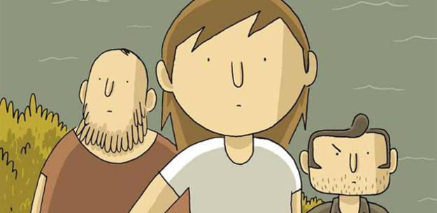 Piter, Polly y Moho
