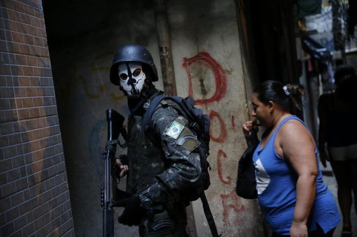 Rio militar